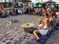 Divemaster internship Europe Divemasters beach party