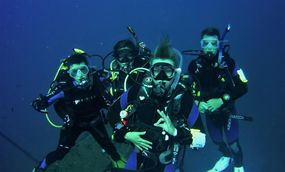 50th Dive, 1st Wreck Dive!