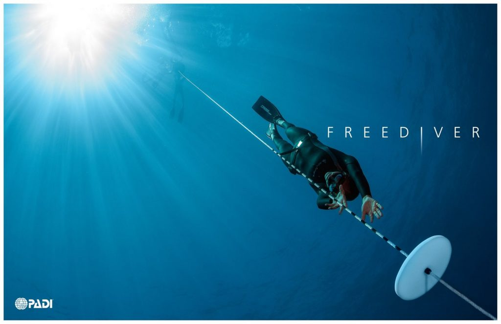 PADI Freediver Tenerife