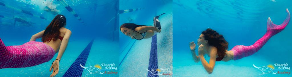 PADI Mermaid Tenerife