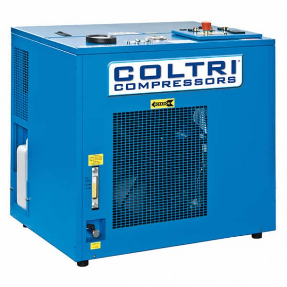 PADI Compressor Operator Specialty