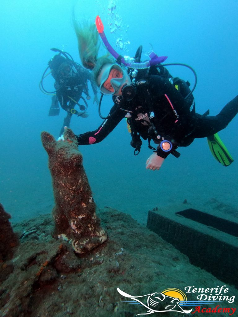 PADI Deep Diver Specialty Tenerife