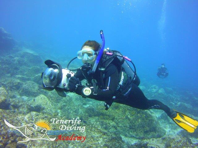 PADI Digital Underwater Photography Specialty