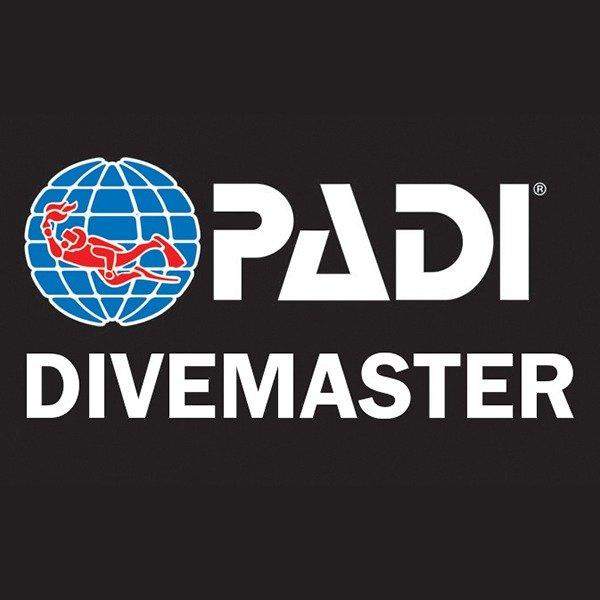 PADI Divemaster Tenerife Internship dep