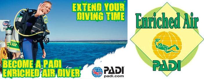 padi-enriched-air-diver